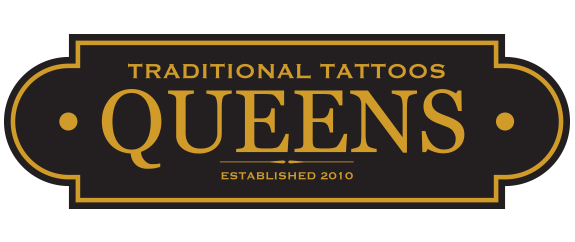 Queens Tattoo, Gävle.